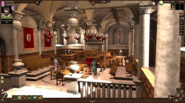 The Guild II screenshot