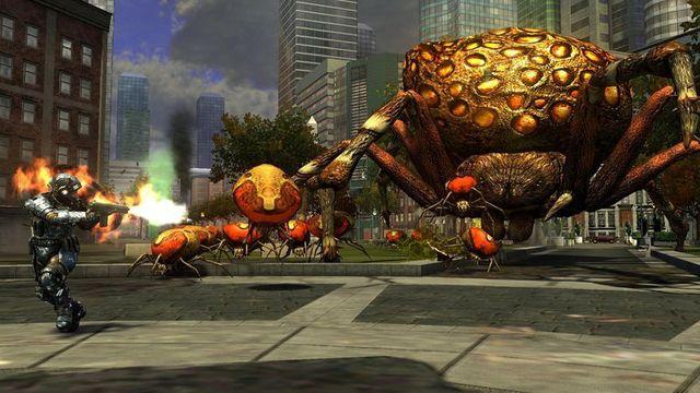 Earth Defense Force: Insect Armageddon screenshot