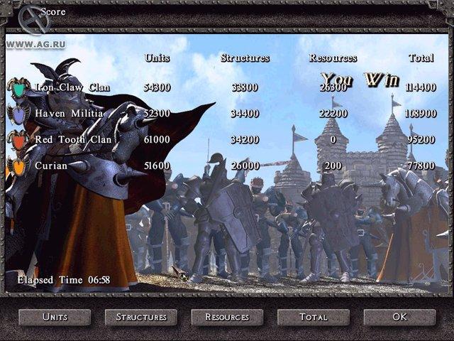 Kingdom Under Fire: War of Heroes screenshot