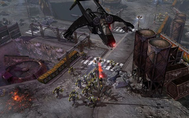 Dawn of War II: Retribution screenshot