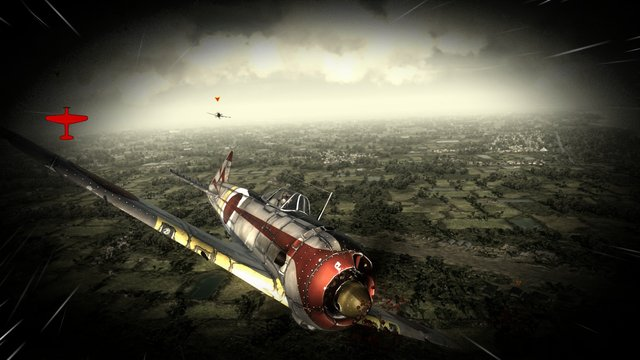 FLYING TIGERS: SHADOWS OVER CHINA screenshot