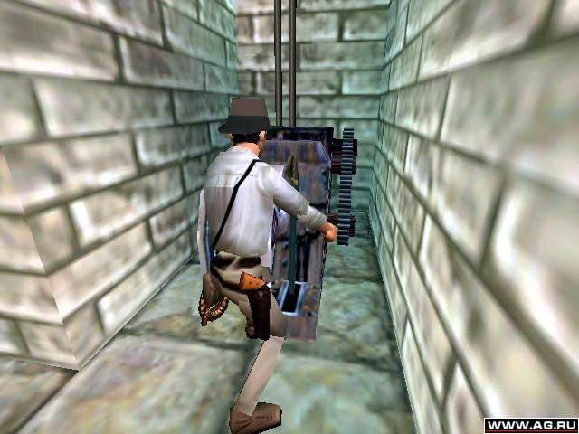 Indiana Jones and the Infernal Machine screenshot