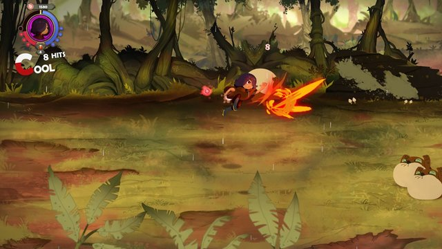 Tunche: Arena screenshot