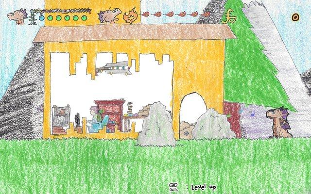 DRAGON: A Game About a Dragon screenshot
