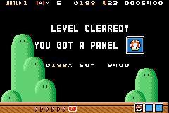 Super Mario Advance 4: Super Mario Bros. 3 (2003) screenshot