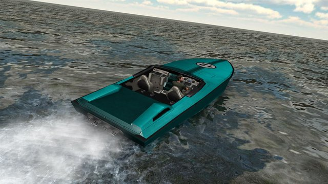 Speedboat Challenge screenshot