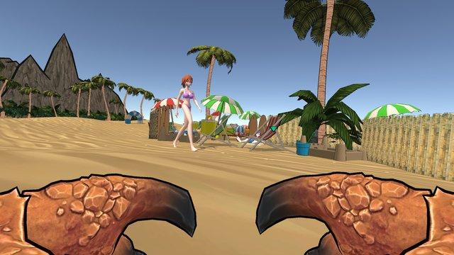 Stalker Crab Simulator screenshot