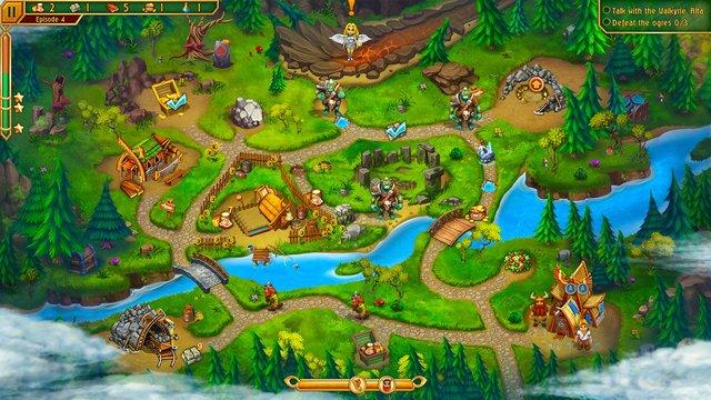 Viking Brothers 3 screenshot