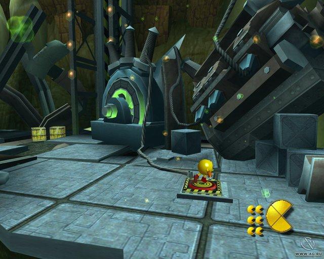 Pac-Man World 3 screenshot