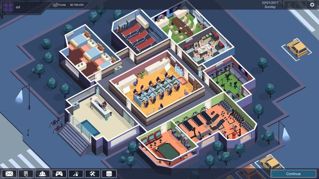 ESports Club screenshot