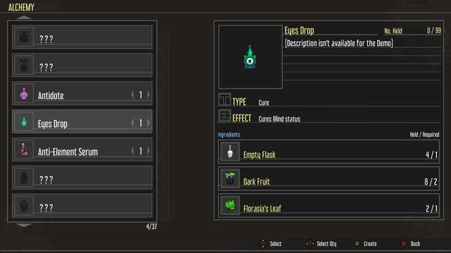 Dark Medieval Times - Alpha Demo II screenshot