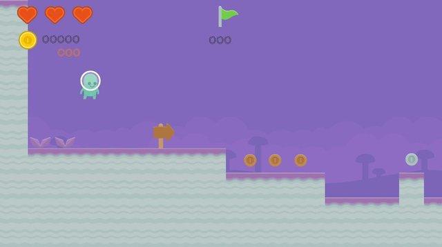 Runner Game! screenshot