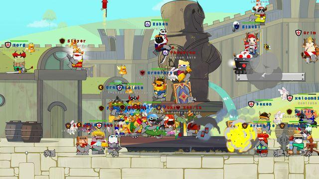 The Ultimatest Battle screenshot