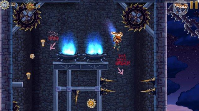 Freedom Fall screenshot