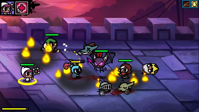 Sentry Knight Tactics screenshot