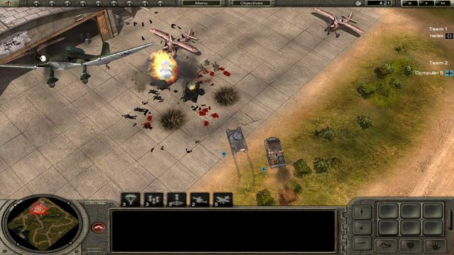 Codename: Panzers, Phase One screenshot