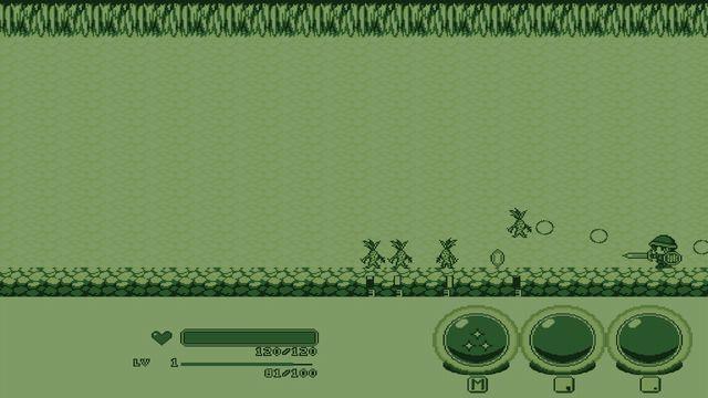 Artifact Adventure Gaiden screenshot