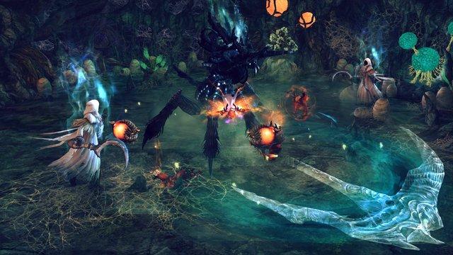 Warlords Awakening screenshot