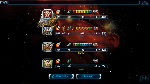 Galaxy Trucker: Extended Edition screenshot