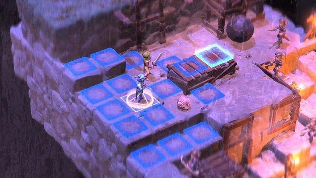 Jim Henderson's The Dark Crystal Tactics: Age of Resistance screenshot