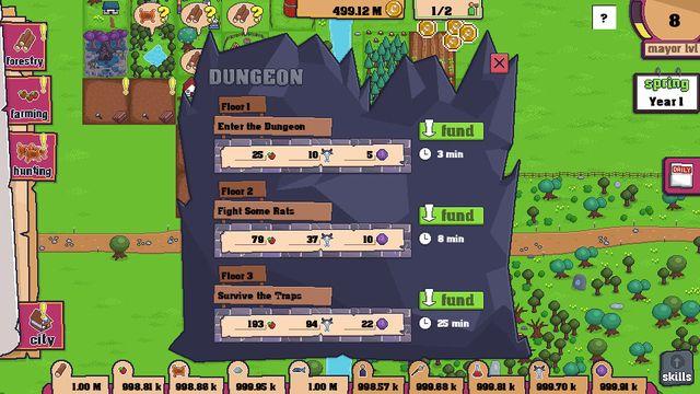 Harvest Seasons screenshot