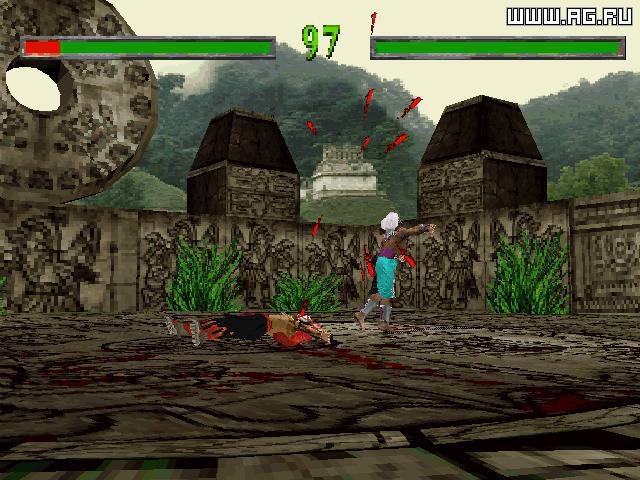 War Gods screenshot
