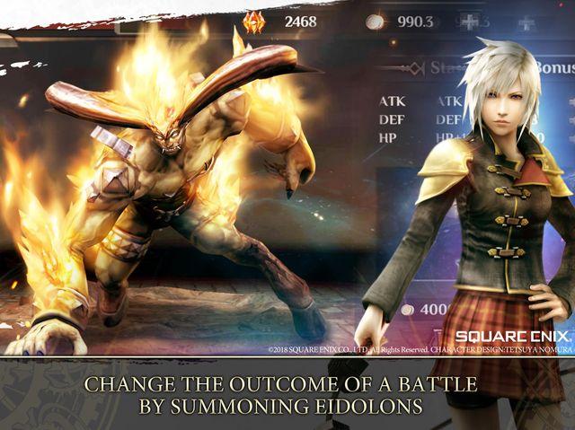 Final Fantasy Awakening: SE Licensed screenshot