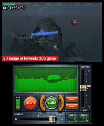 Steel Diver screenshot