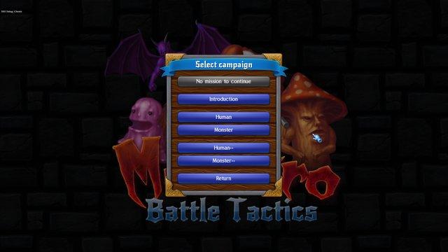 Monstro: Battle Tactics screenshot