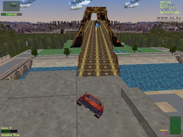 Twisted Metal 2 screenshot