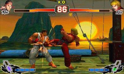 Super Street Fighter 4 screenshot