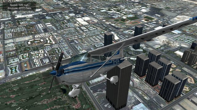 Flight Unlimited Las Vegas screenshot