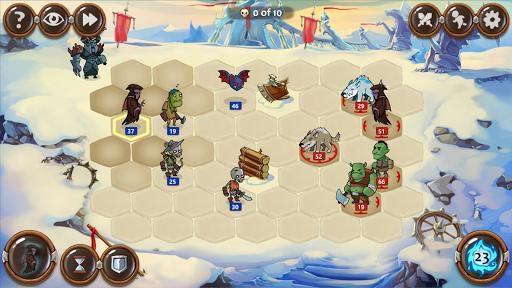 Braveland Heroes screenshot