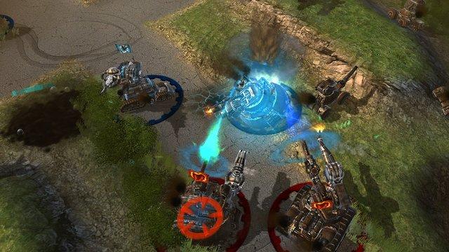 Steel Legions screenshot