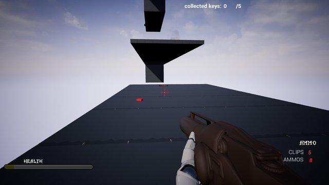 Battle Of Keys screenshot