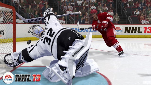 NHL 13 screenshot
