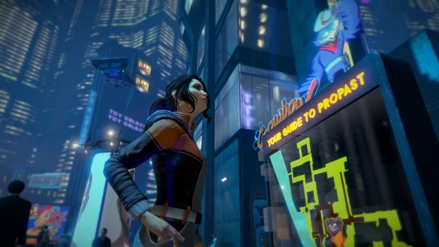 Dreamfall Chapters screenshot №8 preview