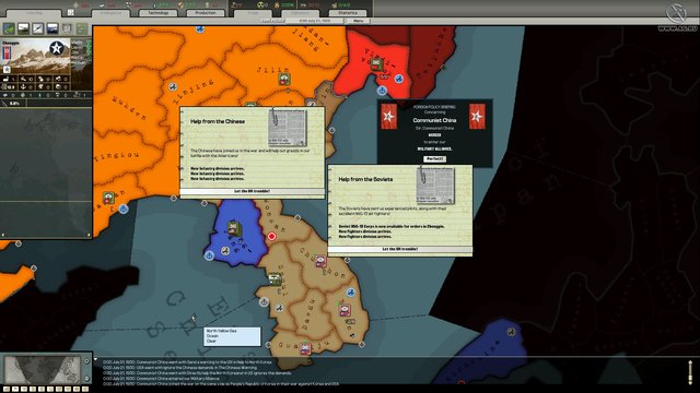 Arsenal of Democracy screenshot