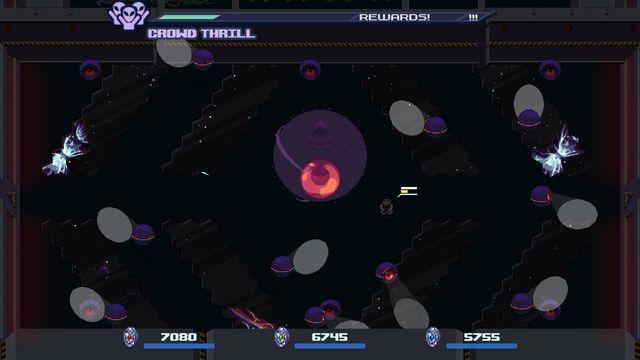 Satellite Rush screenshot