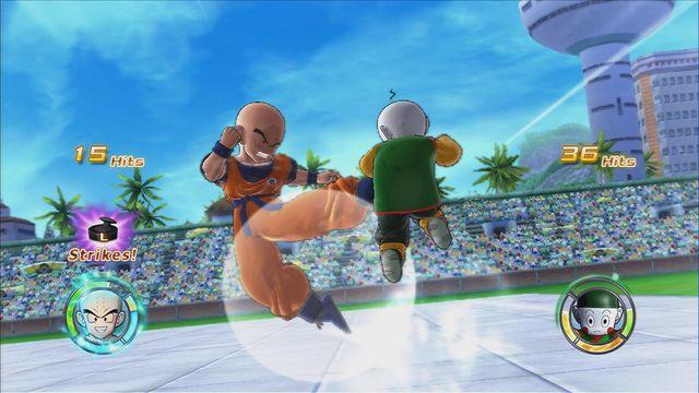 Dragon Ball: Raging Blast 2 screenshot