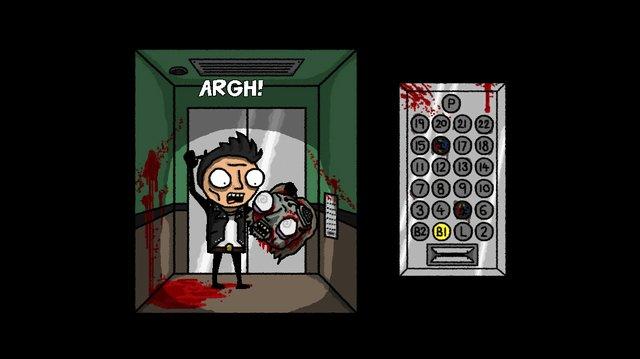 Metal Dead screenshot