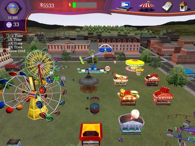 Ride! Carnival Tycoon screenshot