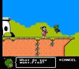 The Flintstones: The Rescue of Dino & Hoppy screenshot