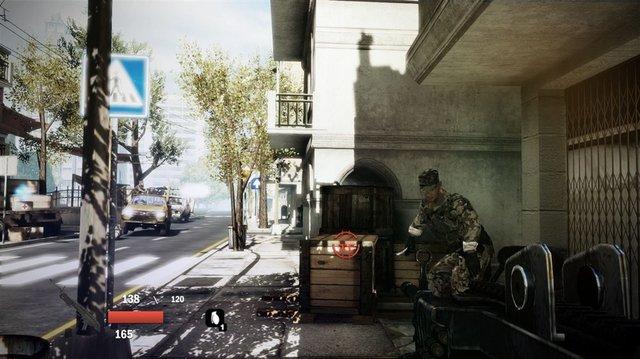 Heavy Fire: Shattered Spear screenshot