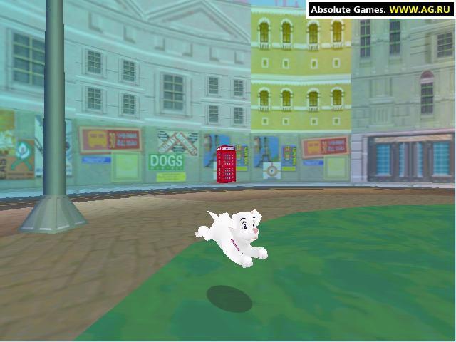 Disney's 102 Dalmatians: Puppies to the Rescue screenshot