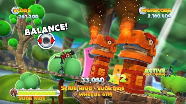 Joe Danger 2: The Movie screenshot