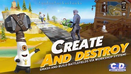 Creative Destruction screenshot