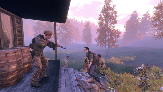H1Z1: Just Survive screenshot