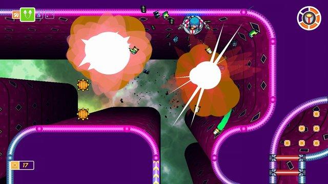 Scram Kitty DX screenshot