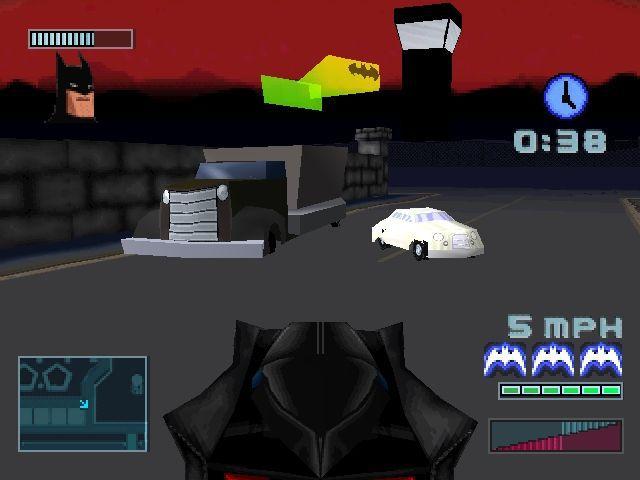 Batman: Gotham City Racer screenshot